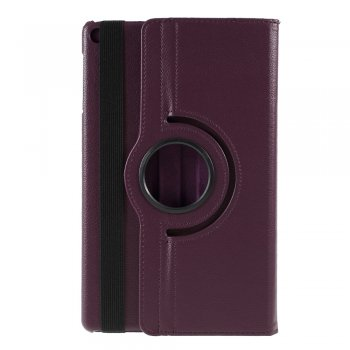 Samsung Galaxy TAB A 10.1 (2019) SM-T510/SM-T515 Case with 360 Degree Rotary Stand, Purple