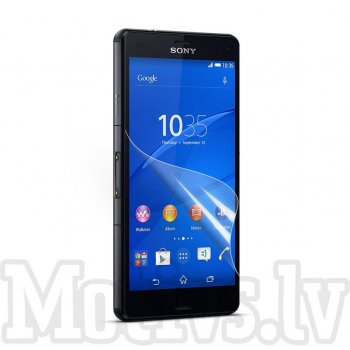 Screen Protector for Sony Xperia Z3 Compact Mini D5803 D5833 M55w, transparent clear guard