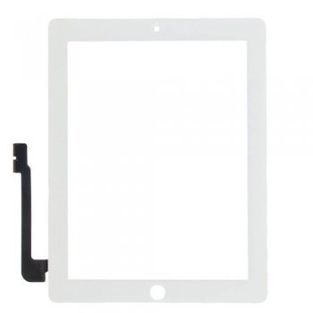 Digitaizer iPad 3 white ORG