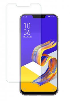 Tempered Glass Screen Protector for Asus Zenfone 5z 2018 ZS620KL 0.3mm 9H - ekrāna aizsargstikls, protektors