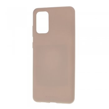 Samsung Galaxy S20+ Plus MERCURY GOOSPERY Matte TPU Case Cover - Light Pink | Чехол для телефона