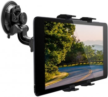 "Car Holder Stand for Tablet 7"" - 10"" Apple iPad, Samsung Galaxy, Lenovo"