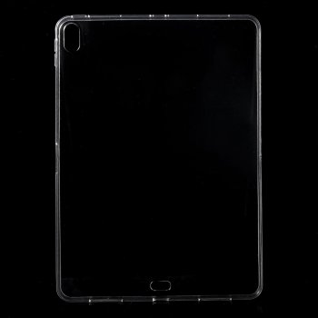 "Apple iPad Pro 12.9"" (2018) Flexible Clear TPU Tablet Case Cover, Transparent - vāks,maciņš"