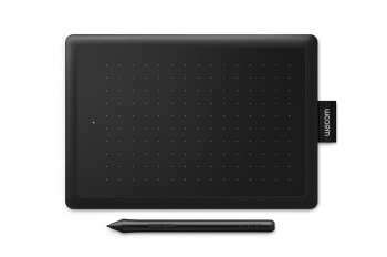 Graphics Tablet Wacom One S (Small), Black