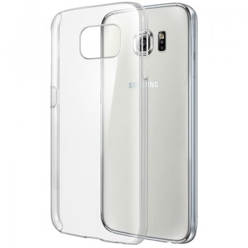 Samsung Galaxy S6 (G920F) Ultraslim TPU Case, transparent