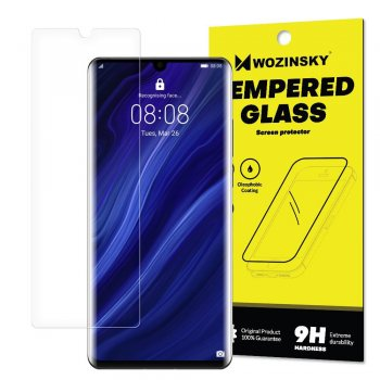 Huawei P30 Pro (VOG-L09, VOG-L29) Tempered Glass Screen Protector