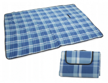 Picnic Beach Waterproof Folding Blanket Mat 150x200cm, Blue