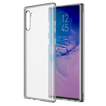 Samsung Galaxy Note 10 (SM-N970F) Baseus Simple Transparent Case | Vāciņš maciņš apvalks