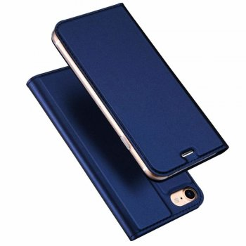 "Apple iPhone 7 / 8 / SE (2020) 4.7"" DUX DUCIS Magnetic Case Cover, Blue"