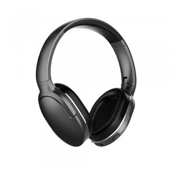 Baseus Encok D02 bezvadu austiņas, melnas | Bluetooth Wireless Headphones, Black