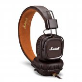 Marshall Major III Brown/Gold