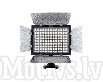 Yongnuo YN-300II (3200-5500K) 300 LED Video Light for Camera, Camcorder, Canon, Nikon