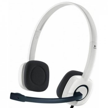 Logitech H 150 Stereo Headset cloud white