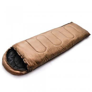 Meteor Dreamer Pro Sleeping bag - 1.9m, Brown