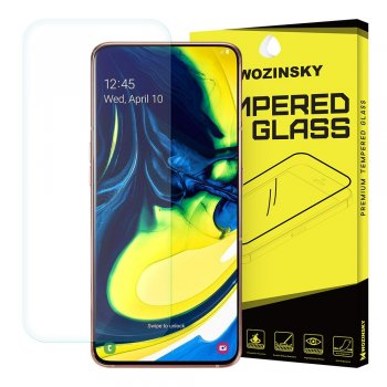 Samsung Galaxy A80 / A90 (SM-A805F/DS) Tempered Glass Screen Protector | Aizsargstikls