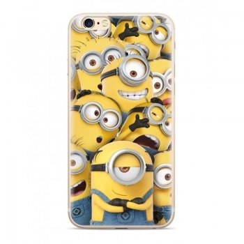 Apple iPhone 11 Original Minions Case Cover, Yellow | Чехол для телефона