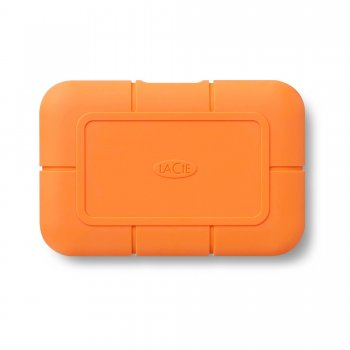 LaCie Rugged USB-C SSD 500GB