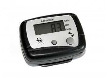 Step counter for jogging, walking and calories consumption | Pedometer