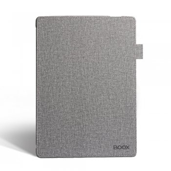Onyx Boox Note / Note Pro Original Case Cover, gray - vāčiņš