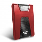 Adata external HDD HD650 Red 1TB USB 3.0