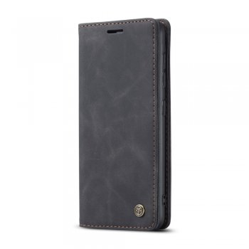 Samsung Galaxy S20 CASEME PU Leather Wallet Case Cover, Black