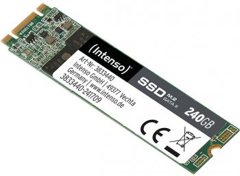 Intenso M.2 SSD HIGH 240GB SATA III