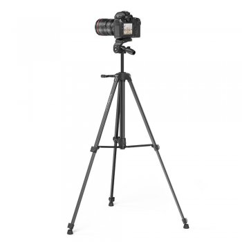 BlitzWolf BW-BS0 pro Tripod for Cameras and Smartphones (black)
