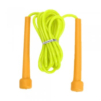 Crossfit Skipping Jumping Speed Rope, Yellow