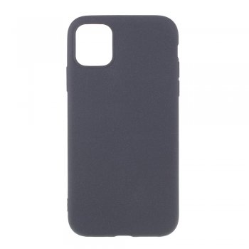 Apple iPhone 11 Matte Phone Case Cover, grey | Обложка бампер