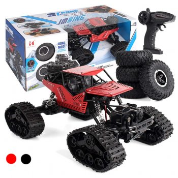 Radiovadāms auto bagijs džips RC Rock Crawler 4x4 LH-C012, 1:16 | RC Off-Road Car Buggy Monster Truck Vehicle