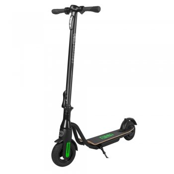 Forever FLY CS-100 Folding Electric Scooter, Black