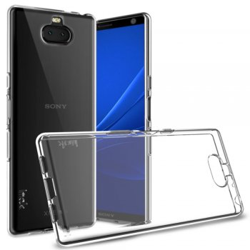 IMAK UX-5 Series Soft TPU Case for Sony Xperia 10 Plus – vāks maks bamperis