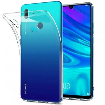 Huawei P Smart Plus (2019) Ultraslim TPU Case, Transparent