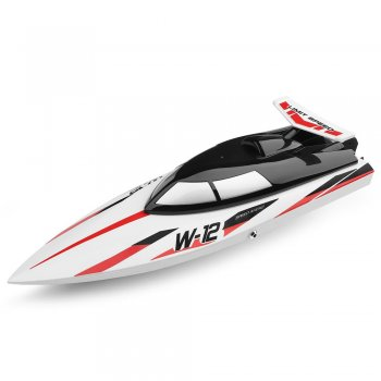 RC remote controlled WLtoys WL912 boat - Radiovadāma laiva