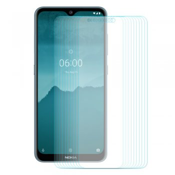 Nokia 6.2 / 7.2 Tempered Glass Screen Protector | Aizsargstikls