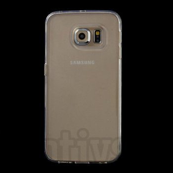 Samsung Galaxy S6 edge+ (G928F) TPU Mercury Jelly Case, Transparent | Telefona vāciņš bampers