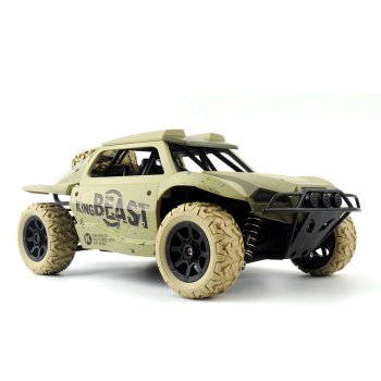 RC Racing Rally car 2.4Ghz 4WD 1:18 - radiovadāms auto