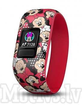 Garmin vivofit jr. 2 Minnie Mouse rot