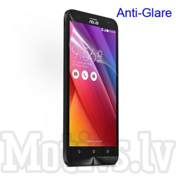 "Screen Protector for Asus Zenfone 2 Laser 5.5"" ZE550KL ZE551KL, anti-glare matte guard"