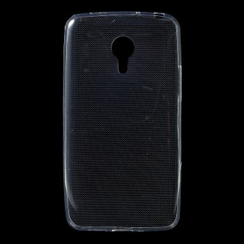 MEIZU MX4 Pro Clear Ultrathin TPU Gel Case Bumper Cover, transparent - aksesuārs vāks bamperis