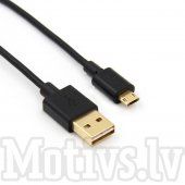 Double Sided Micro USB Cable For Samsung Android Mobile Phone, divpusīgs lādēšanas un datu kabelis