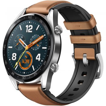 Huawei Watch GT Saddle Brown