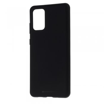 Samsung Galaxy S20+ Plus MERCURY GOOSPERY Matte TPU Case Cover - Black| Чехол для телефона