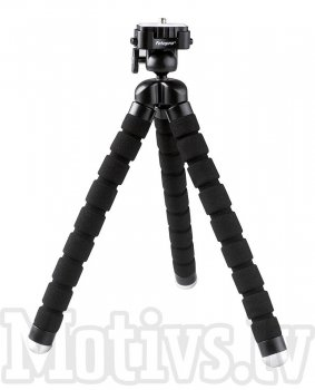 "Fotopro RM-100-1 Octopus Flexible 1/4"" mini Tripod Stand For DSLR Camera Camcorder Gopro"