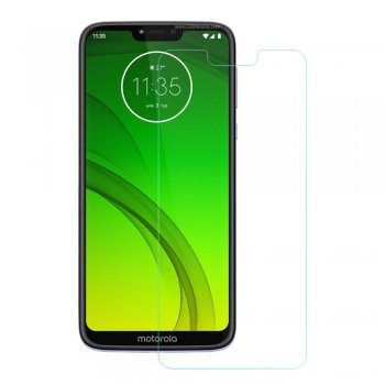 Motorola Moto G7 Power Tempered Glass Screen Protector