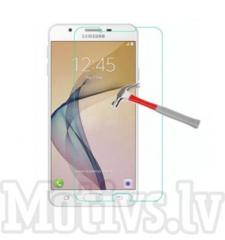 Tempered Glass Screen Protector for Samsung Galaxy J7 2017 SM-J730F, 0.3mm 9H - ekrāna aizsargstikls protektors