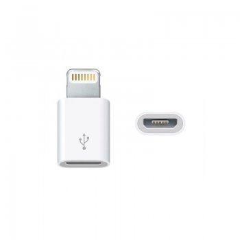 Adapteris pāreja no micro USB uz iPhone lightning | Android to iPhone adapter