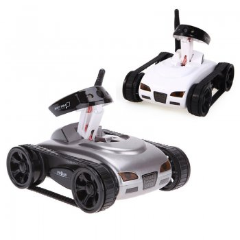 RC car RC tank with Wi-Fi 777-270 camera | Radiovadāms tanks ar wifi kameru