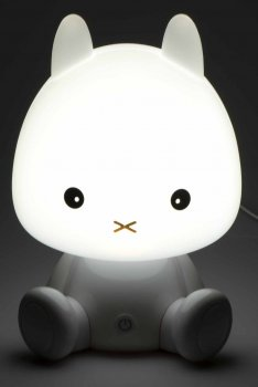 "Decorative Night Lamp ""Rabbit"", White, 3 brightness modes"