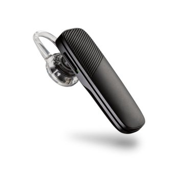 Plantronics Explorer 500 Bluetooth Headset + Car Charger, Black | Brīvroku ierīce